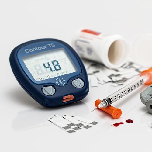 أعراض الإصابة بمرض السكري