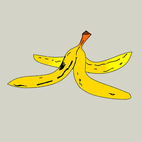 فوائد قشر الموز للبشرة وللحياة اليومية